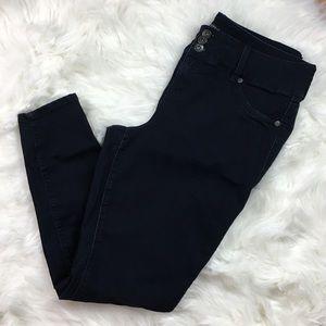 Torrid Denim High Waisted Skinny Jeans Size 16